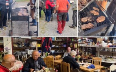 Grillfest i Sollefteå