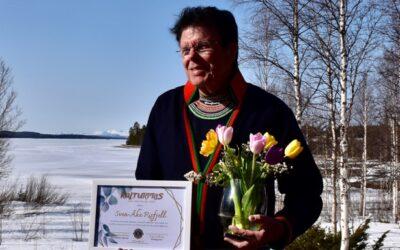 Vinnaren av Lions Clubs Kulturpris 2021